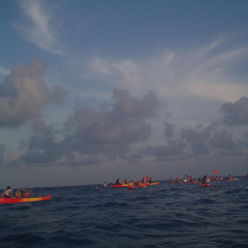 Aventuras en Kayak en Altea