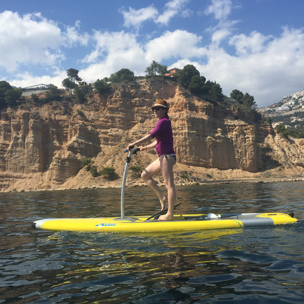 Cursos de SUP STEP en Altea